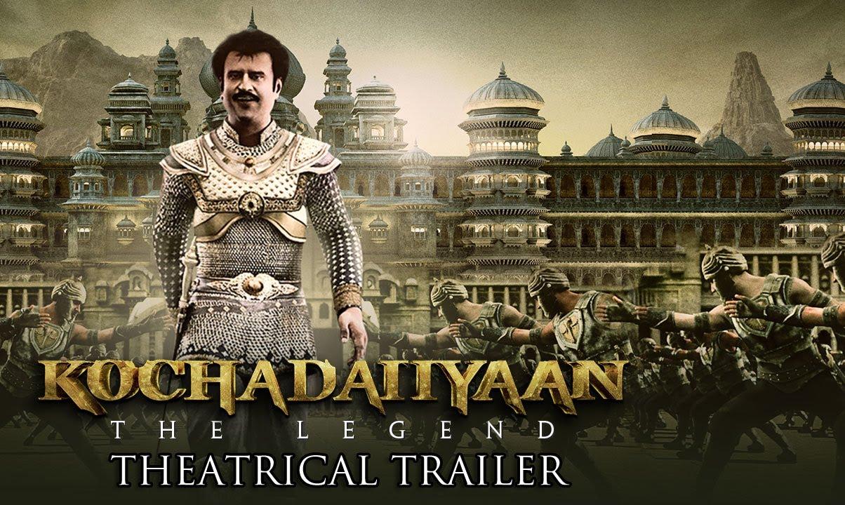 Embedded thumbnail for Kochadaiiyaan