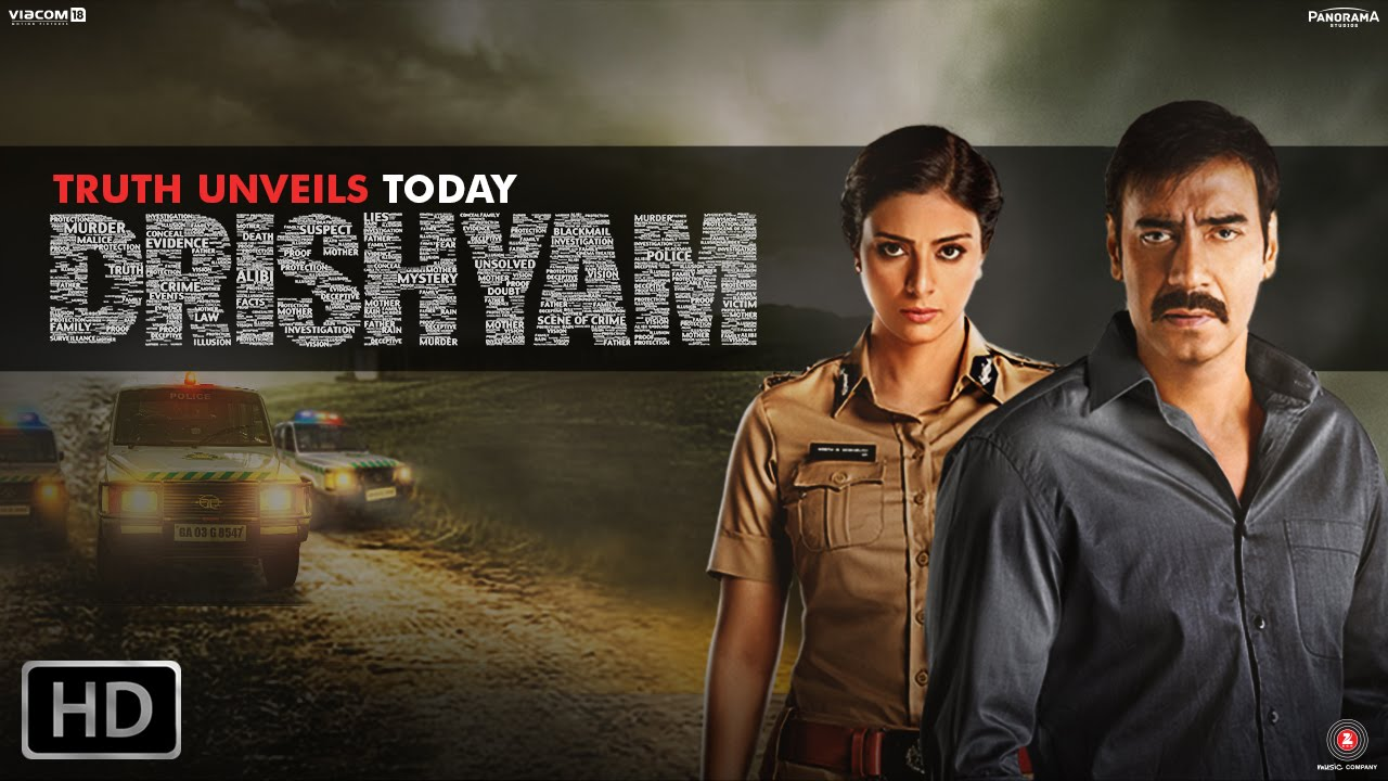 Embedded thumbnail for Drishyam