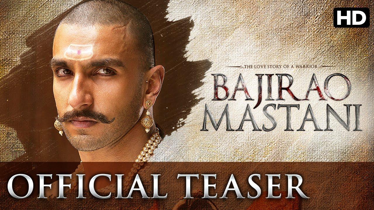 Embedded thumbnail for Latest Hindi Films Bajirao Mastani