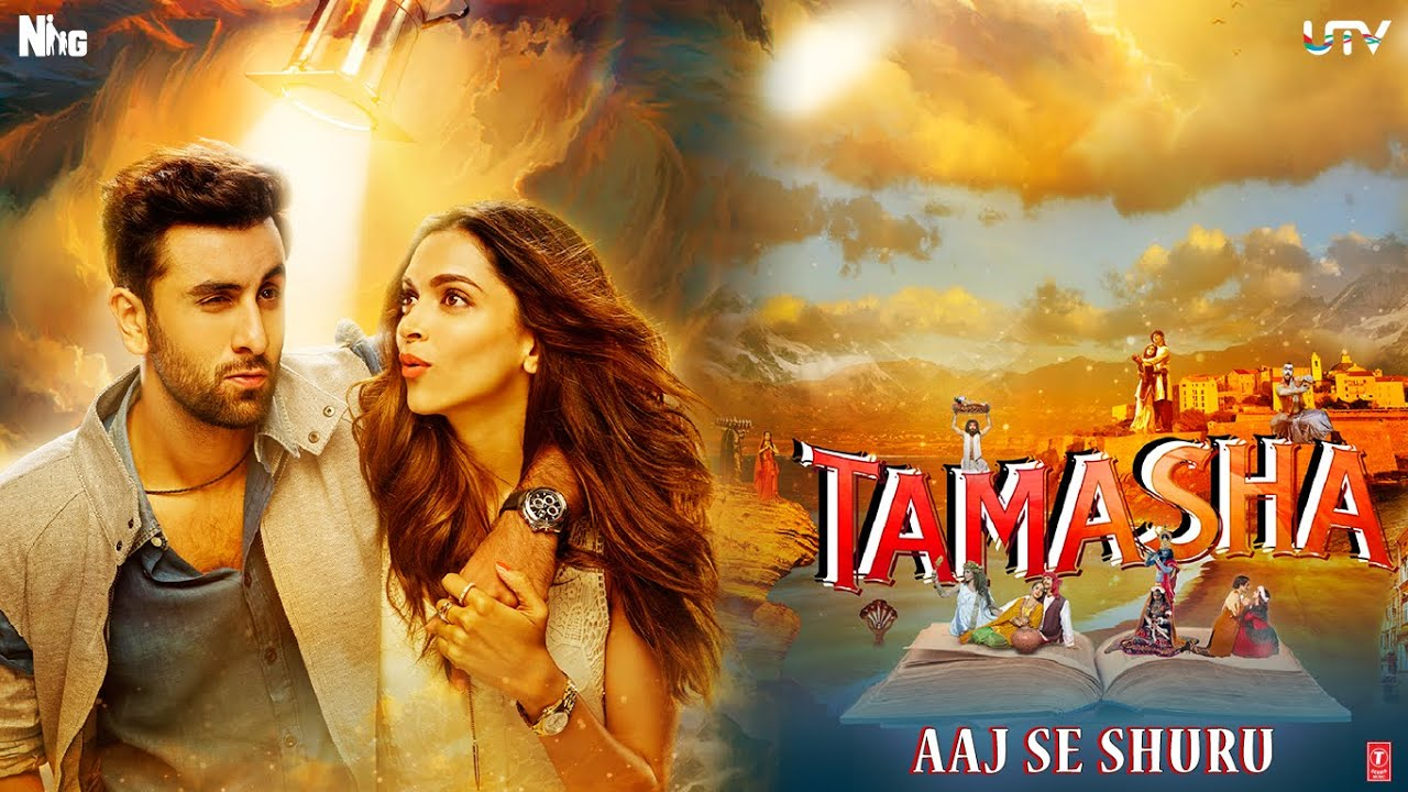 Embedded thumbnail for Watch latest hindi movies Tamasha Full