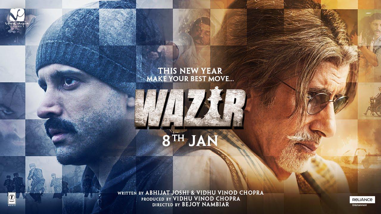Embedded thumbnail for Wazir